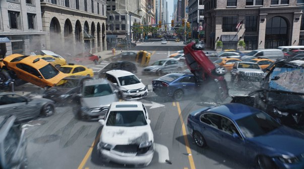 Fast & Furious 8 Avec du recul avitique