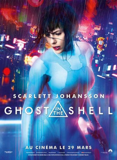 Ghost in the shell avitique Avec du recul