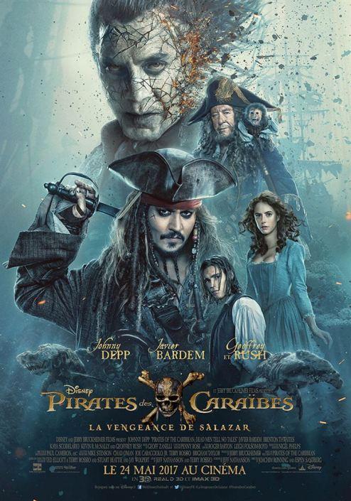 Pirates des caraibes la veangeance de salazar critique avec du recul avtique
