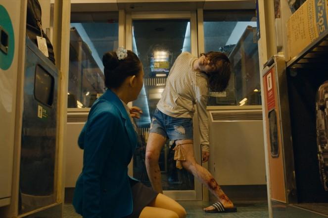 Dernier train pour Busan avitique avec du retard avec du recul critique