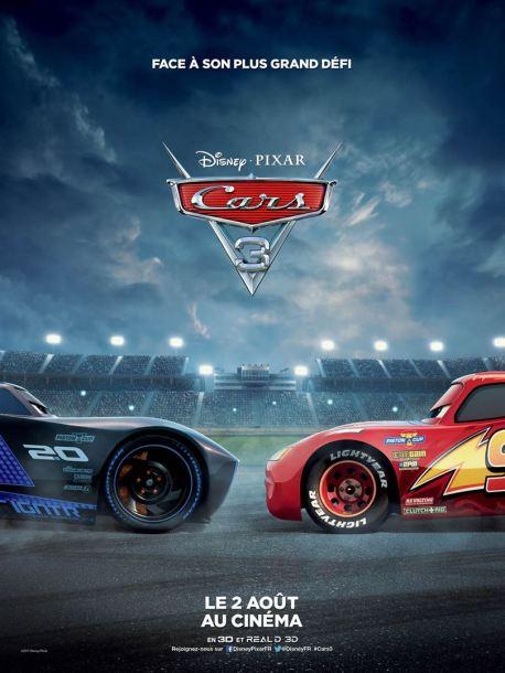 Cars 3 affiche critique avec du recul blog avitique