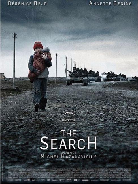 Affiche The search critique avec du recul Hazanavicius avitique