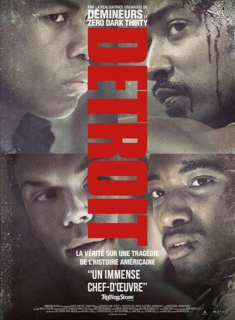 affiche Detroit film critique avec du recul blog avitique