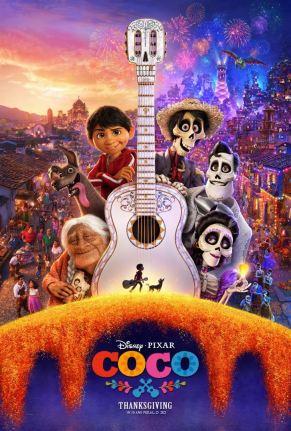 Affiche Coco disney pixar critique avitique avec du recul blog