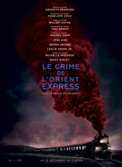 Le Crime de l'Orient-Express critique avec du recul blog avitique