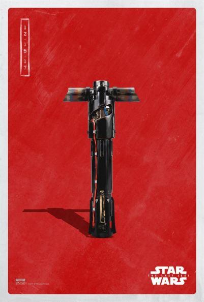 Star wars 8 Affiche les derniers jedi critique sans spoiler avec du recul blog