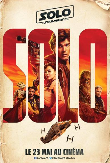Solo : A star wars story avec du recul blog