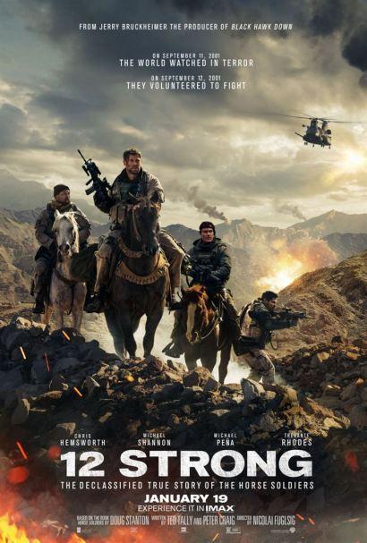 Horse soldiers Mes 10 attentes 2018 Avec du Recul blog avitique