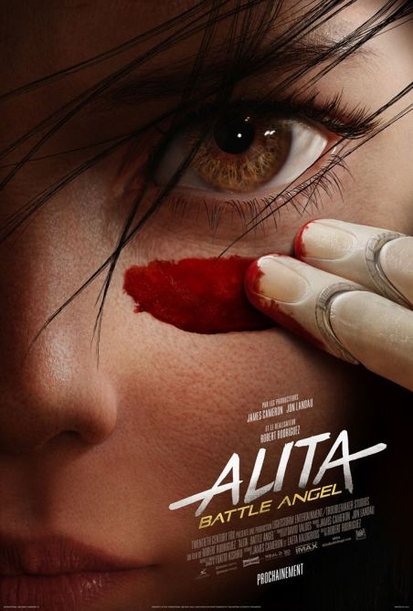 Alita Battle angel Mes 10 attentes 2018 Avec du Recul blog avitique