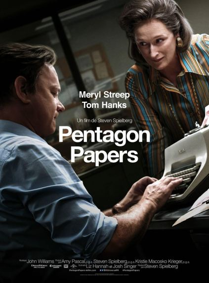 Pentagon Papers critique avec du recul blog avitique The Post