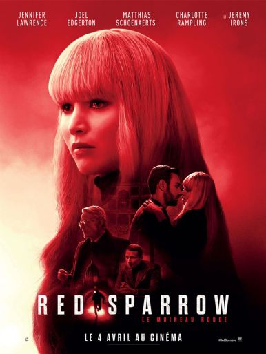 Red Sparrow Avec du recul blog