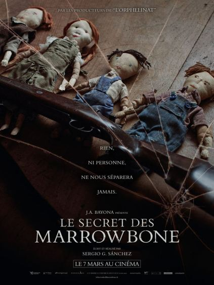 le secret des Marrowbone critique avitique avec du recul blog