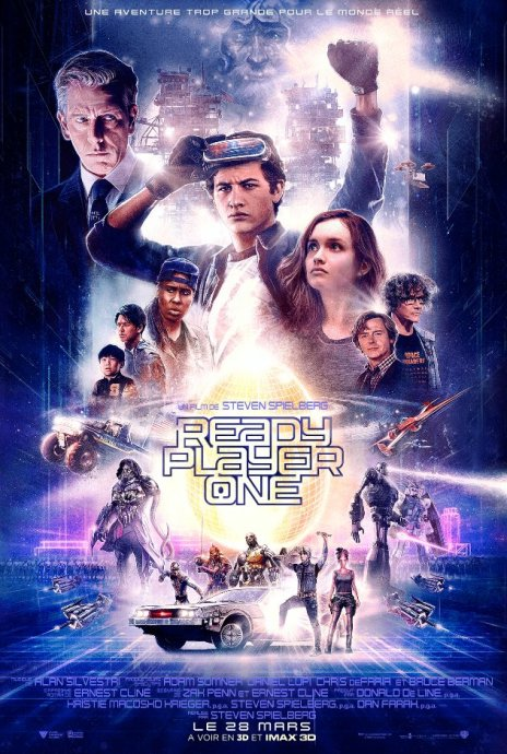 Ready player one critique avec du recul avitique blog