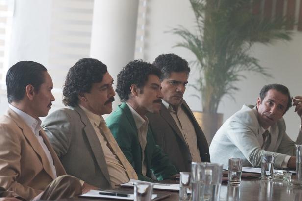 Escobar film 2018 critique avec du recul film affiche