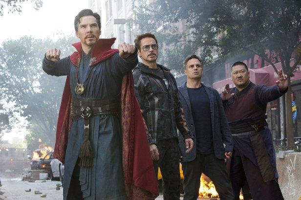 Avengers : Infinity War critique avec du recul film blog avengers 3 affiche