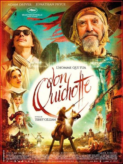 L'homme qui tua Don Quichotte critique avitique avec du recul blog