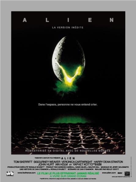 Alien critique avec du recul blog avitique
