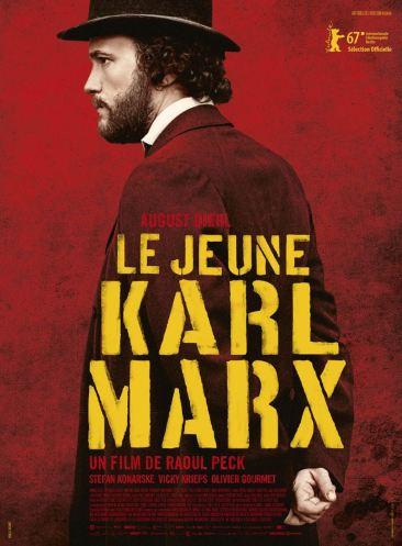 Le jeune Karl Marx critique avec du recul blog festival de cannes