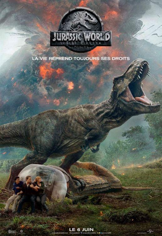 Jurassic World fallen kingdom critique jurassic world 2 avec du recul blog avitique