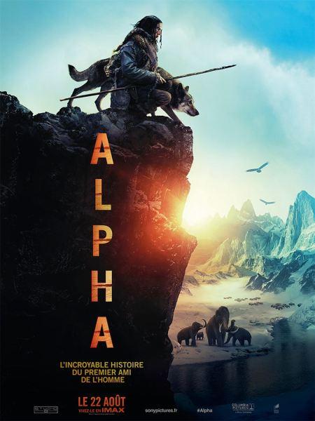 affiche Alpha critique film avitique avec du recul blog