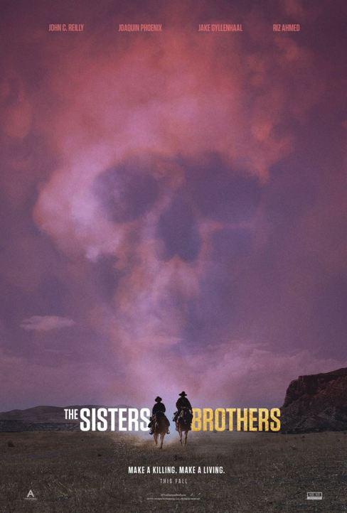 Les Frères Sisters critiques avitique blog avec du recul