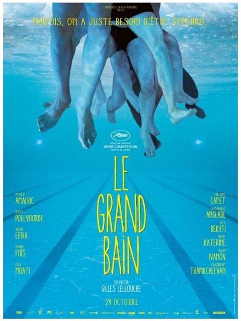 Le Grand Bain critique avitique avec du recul blog