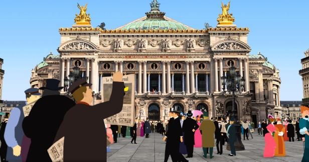Dilili à Paris critique avitique avec du recul blog