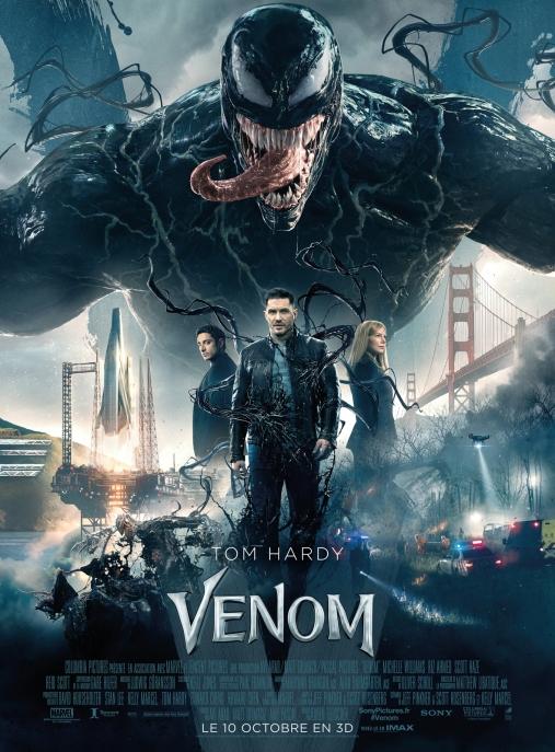 Venom critique film 2018 avec du recul blog avitique