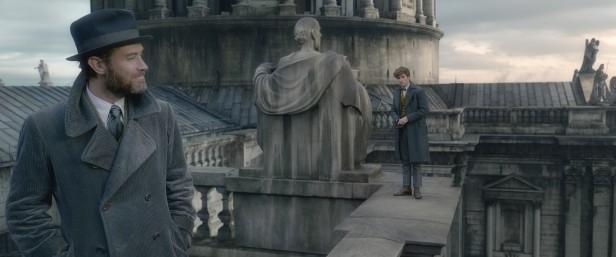 Les animaux fantastique 2 critique Les crimes de Grindelwald critique avec du recul blog avitique