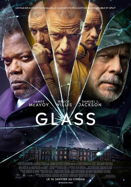 Glass 2019 attentes sorties 2019 films cinéma
