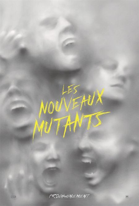 Les nouveaux mutants 2019 sorties cinéma 2019 films 2019