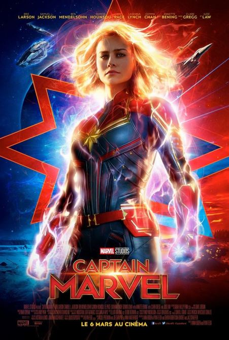 Captain marvel blog attentes 2019 avec du recul
