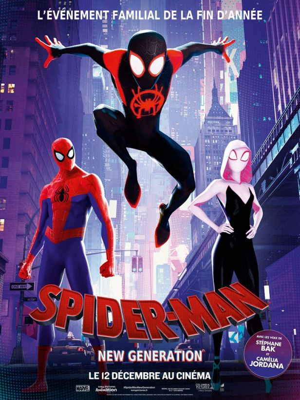 Spider-Man new generation critique avec du recul blog avitique