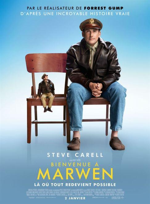 Bienvenue à Marwen critique cinéma blog avitique